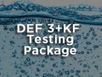 diesel exhaust fluid DEF testing package 1