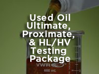 used recyceled fuel testing package image 3