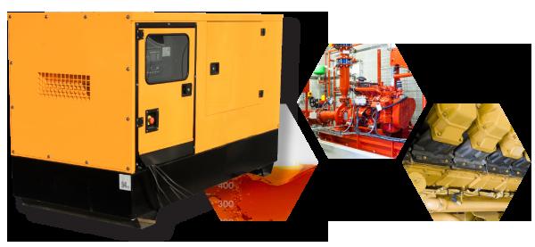 testing diesel generator image